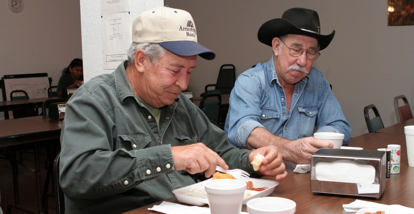 Congregate Meals Expanded in Clermont