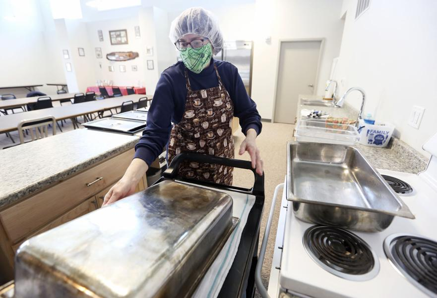 Local agencies aiding elderly shift meal-giving gears