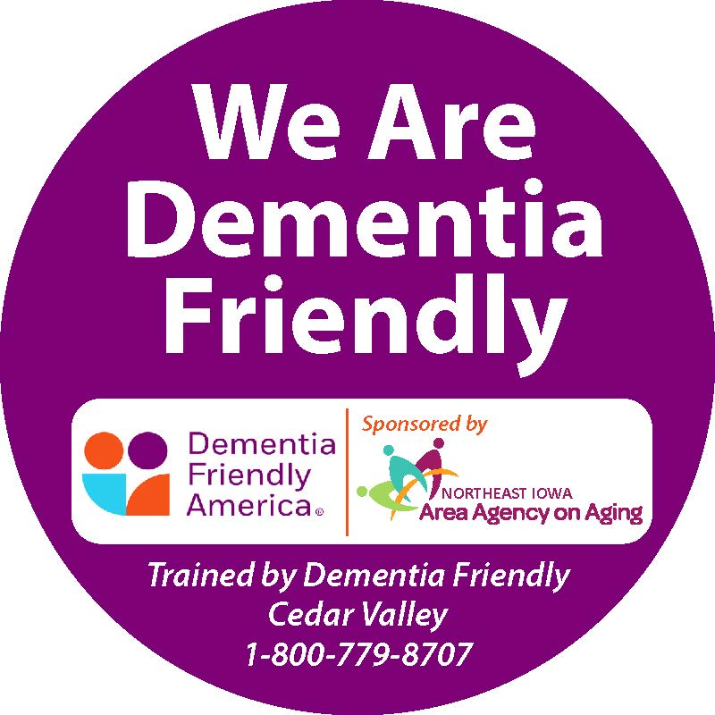 Local Movement Offers Dementia Training to  Businesses and Organizations